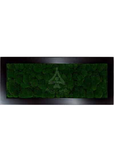 Obraz poduszka ciemna MDF czarny